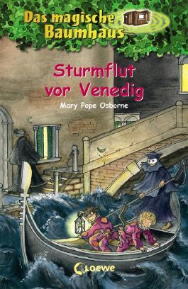 Das magische Baumhaus - Sturmflut vor Venedig