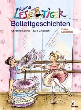 Lesetiger - Ballettgeschichten