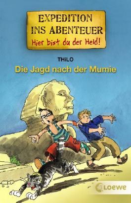 Die Jagd nach der Mumie