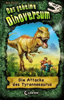 Das geheime dinoversum die attacke des tyrannosaurus von for Tim malzer die kuche buch
