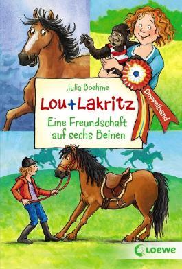 Lou + Lakritz – Eine Freundschaft auf sechs Beinen