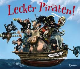 Lecker Piraten!