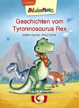 Bildermaus - Geschichten vom Tyrannosaurus Rex