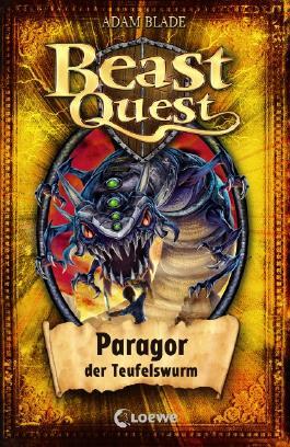 Beast Quest - Paragor, der Teufelswurm