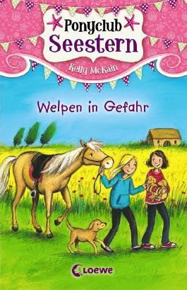 Ponyclub Seestern - Welpen in Gefahr