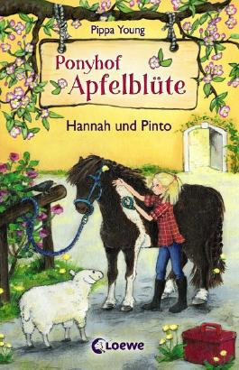 Ponyhof Apfelblüte – Hannah und Pinto