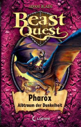 Pharox, Albtraum der Dunkelheit