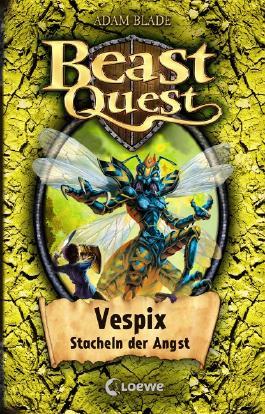 Beast Quest - Vespix, Stacheln der Angst