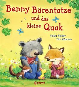 Benny Bärentatze und das kleine Quak