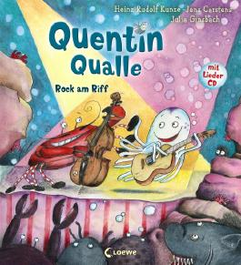 Quentin Qualle Rock am Riff