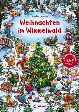 Weihnachten im Wimmelwald