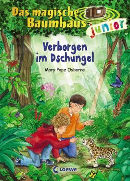 Das magische Baumhaus junior / Das magische Baumhaus junior - Verborgen im Dschungel