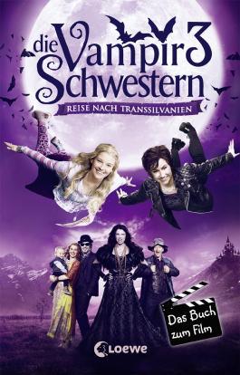 Die Vampirschwestern 3 - Das Buch zum Film