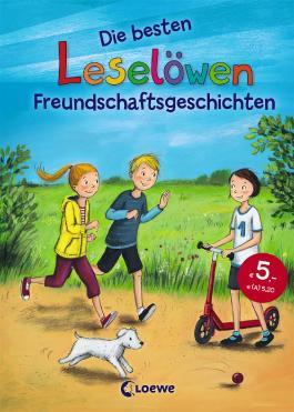 Leselöwen - Das Original - Die besten Leselöwen-Freundschaftsgeschichten