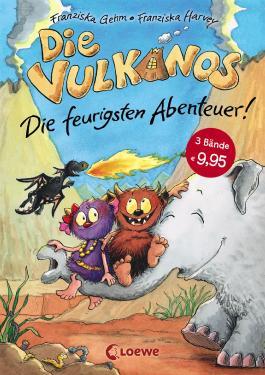 Die Vulkanos - Die feurigsten Abenteuer