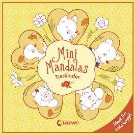 Mini-Mandalas - Tierkinder