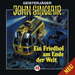 John Sinclair - Folge 25