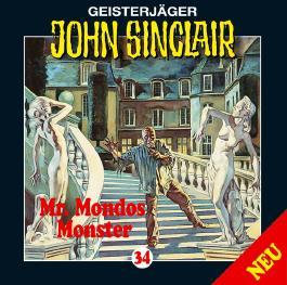 John Sinclair - Folge 34