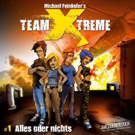 Team X-Treme - Folge 1