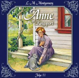 Anne - Folge 11. Anne in Kingsport. Die junge Damen aus Pattys Haus