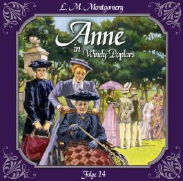 Anne - Folge 14. Anne in Windy Poplars. Ein harter Brocken