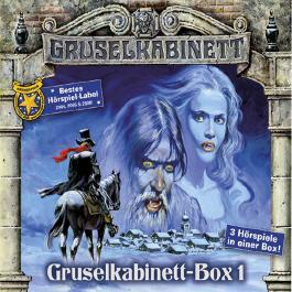 Gruselkabinett-Box 1