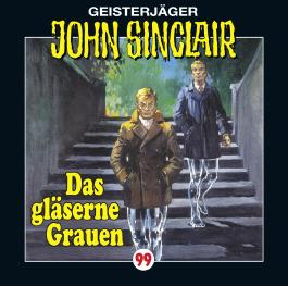 John Sinclair - Das gläserne Grauen, Audio-CD