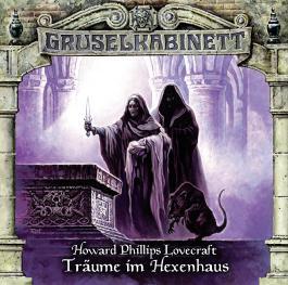 Gruselkabinett - Träume im Hexenhaus, 1 Audio-CD