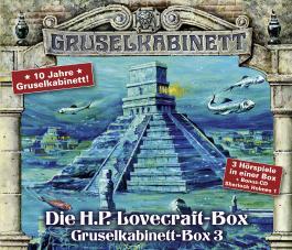 Die H.P.Lovecraft-Box