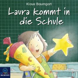 Laura kommt in die Schule, Audio-CD