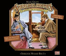 Sherlock Holmes Box 2