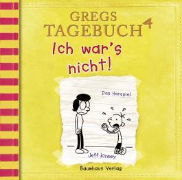Gregs Tagebuch 4 - Ich war's nicht!