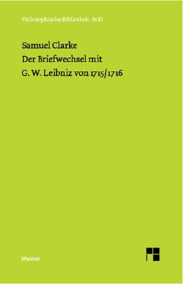 Das Briefwechsel von 1715/16