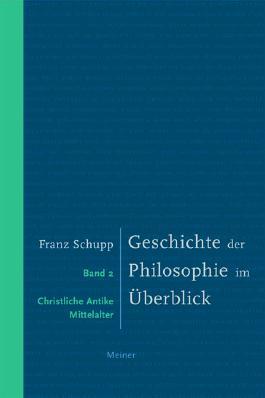 Geschichte der Philosophie im Überblick