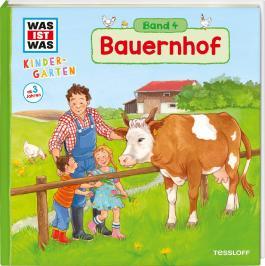WAS IST WAS Kindergarten, Band 4. Bauernhof