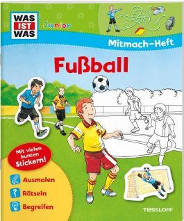 Mitmach-Heft Fußball