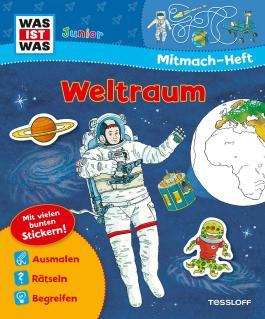 Mitmach-Heft Weltraum