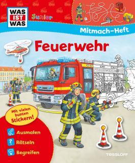 Mitmach-Heft Feuerwehr