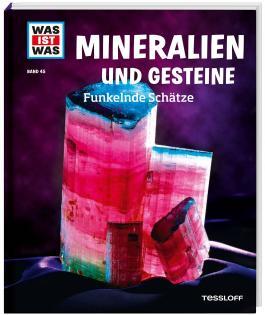 WAS IST WAS Band 45 Mineralien und Gesteine. Funkelnde Schätze