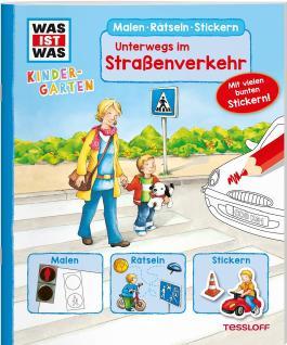 WAS IST WAS Kindergarten. Unterwegs im Straßenverkehr
