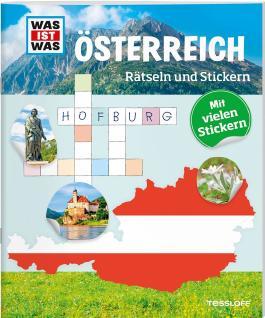 Rätseln und Stickern: Österreich