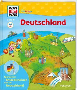 WAS IST WAS Junior Band 31. Deutschland