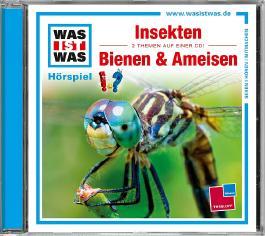 WAS IST WAS Hörspiel-CD: Insekten/ Bienen & Ameisen