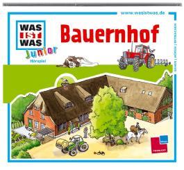 WAS IST WAS Junior Hörspiel-CD: Bauernhof