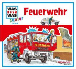 WAS IST WAS Junior Hörspiel-CD: Feuerwehr
