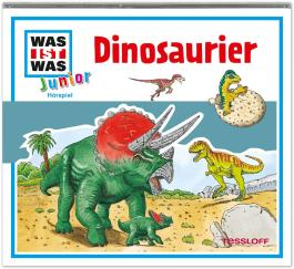 WAS IST WAS Junior Hörspiel-CD: Dinosaurier