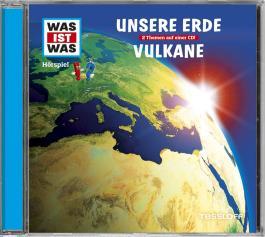 WAS IST WAS Hörspiel-CD: Unsere Erde/ Vulkane