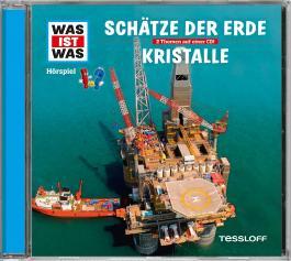 WAS IST WAS Hörspiel-CD: Schätze der Erde/ Kristalle