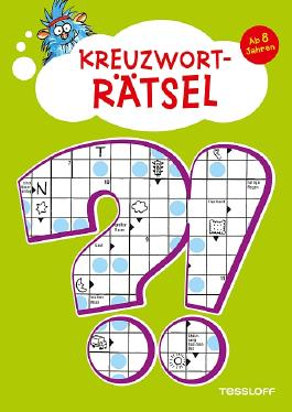 Kreuzworträtsel für Kinder ab 8 Jahren