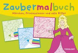 Zaubermalbuch. Märchen